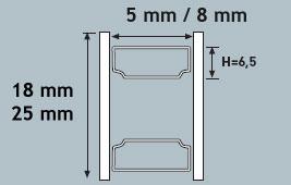 Установка шпросов для пластиковых окон ПВХ