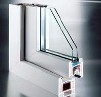 Пластиковые окна  Gealan S3000