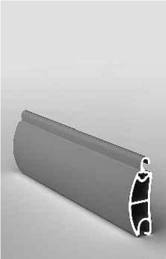 профиль для роллетных решеток