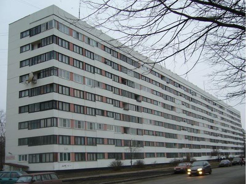 окна в домах 600 серии