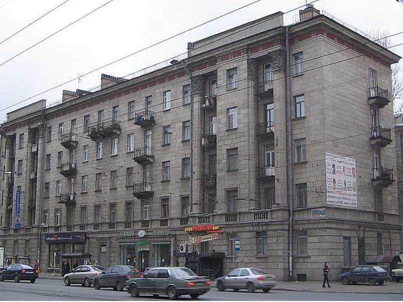 Сталинские дома